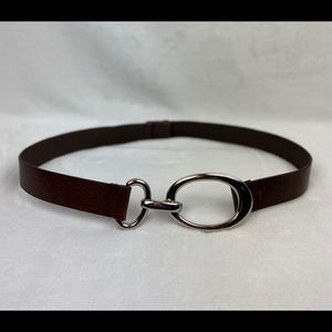 Limited Leather Belt